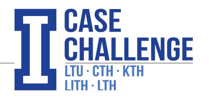 I-Case Challenge
